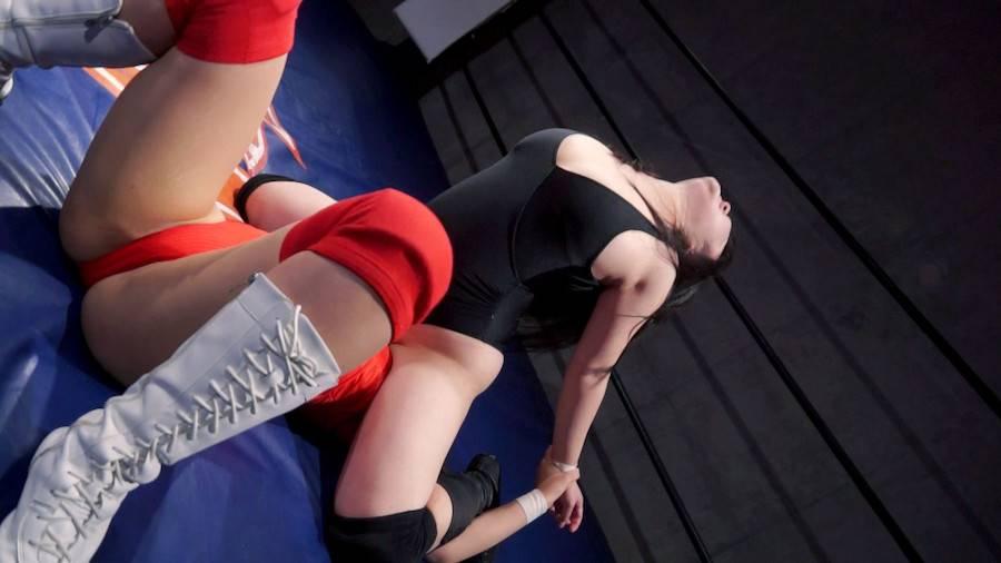 【HD】女子プロレスに挑戦7 サンプル画像05