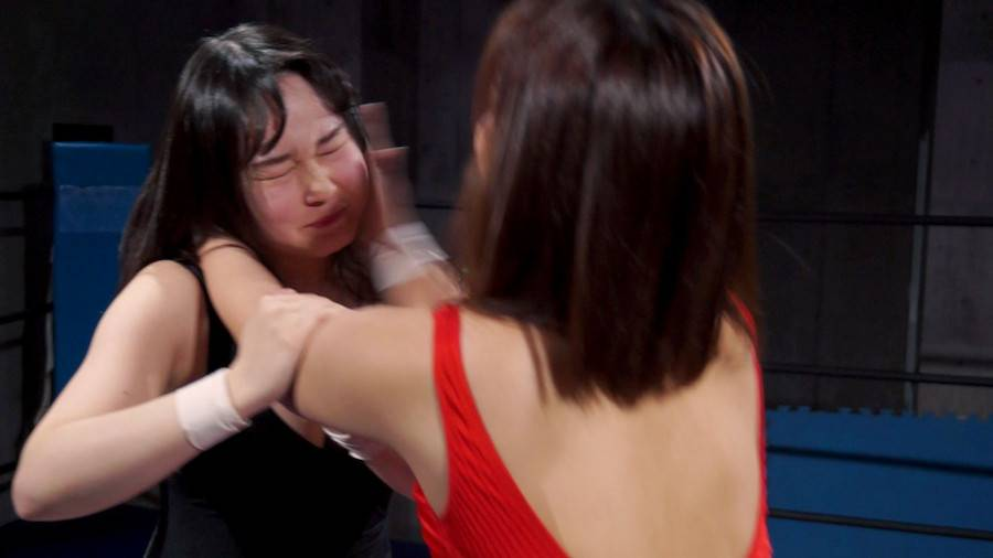 【HD】女子プロレスに挑戦7 サンプル画像08