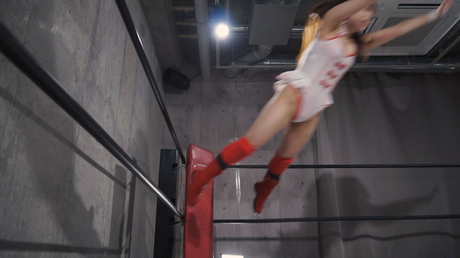 【HD】女子プロレスに挑戦8 サンプル画像05