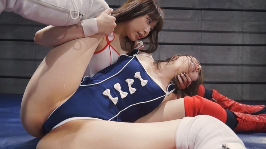 【HD】女子プロレスに挑戦8 サンプル画像12