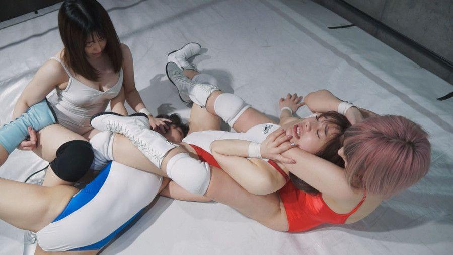 【HD】Women 's Pro Wrestling TAG MATCH 01【プレミアム会員限定】 サンプル画像01