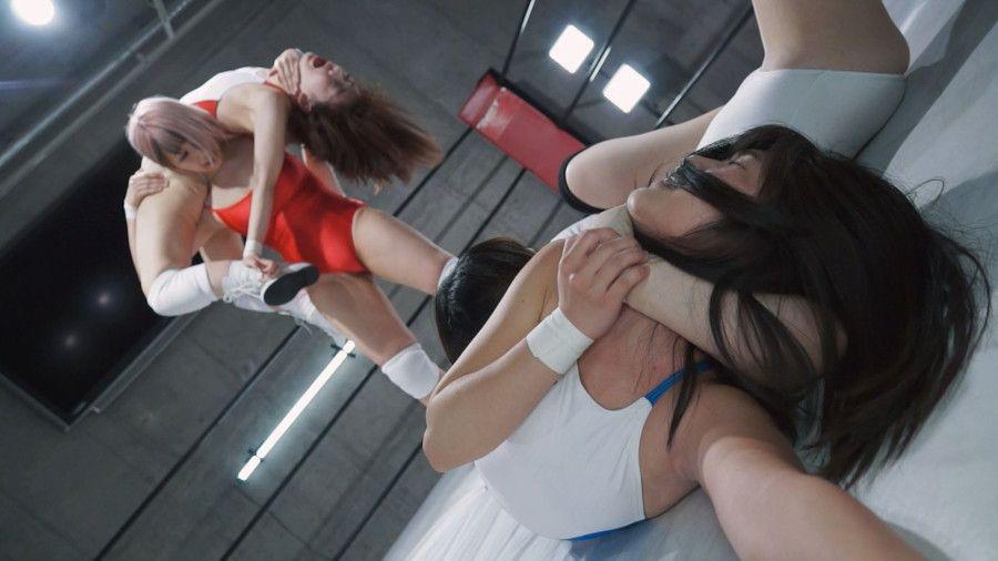 【HD】Women 's Pro Wrestling TAG MATCH 01【プレミアム会員限定】 サンプル画像06