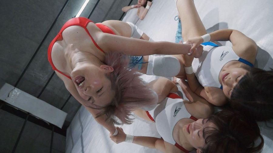 【HD】Women 's Pro Wrestling TAG MATCH 01【プレミアム会員限定】 サンプル画像09