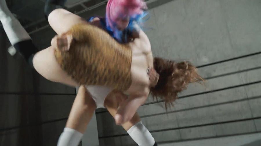 【HD】FightingGirls INTERNATIONAL 01 開催記念スペシャルマッチ YUEvs美波沙耶【プレミアム会員限定】 サンプル画像07
