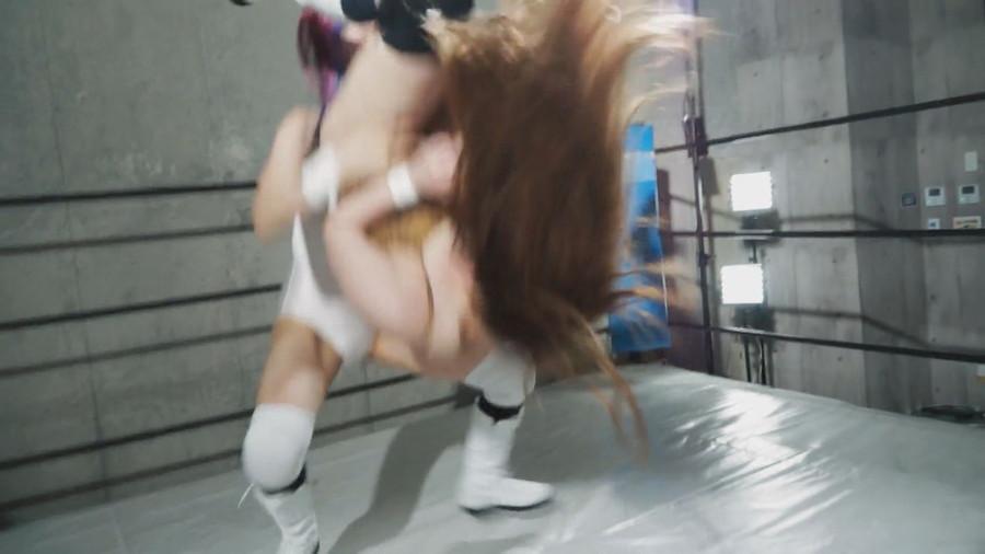 【HD】FightingGirls INTERNATIONAL 01 開催記念スペシャルマッチ YUEvs美波沙耶【プレミアム会員限定】 サンプル画像08