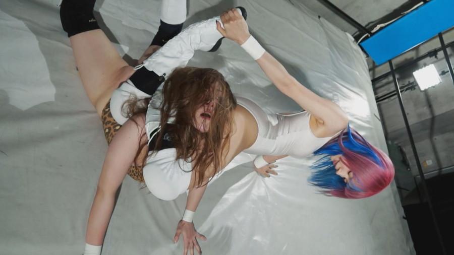 【HD】FightingGirls INTERNATIONAL 01 開催記念スペシャルマッチ YUEvs美波沙耶【プレミアム会員限定】 サンプル画像09