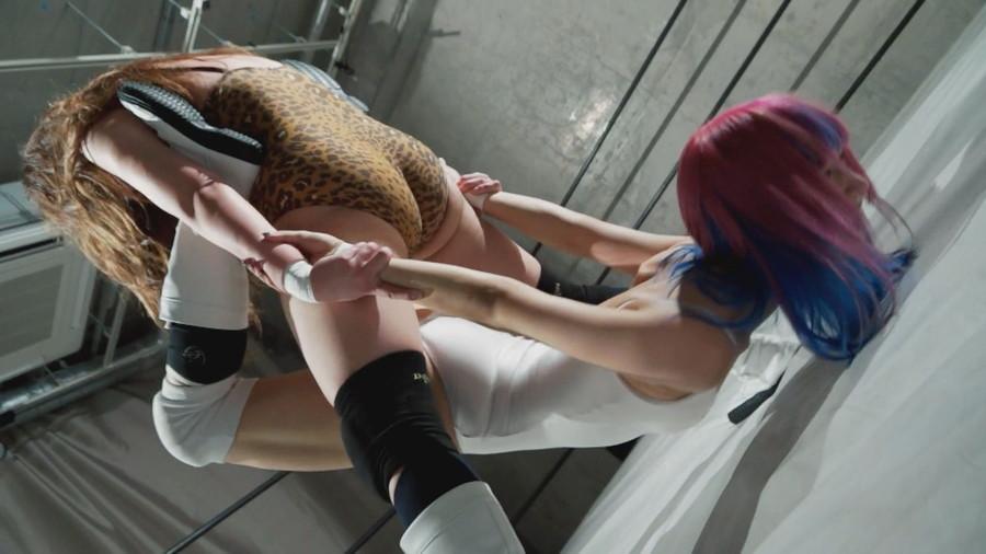 【HD】FightingGirls INTERNATIONAL 01 開催記念スペシャルマッチ YUEvs美波沙耶【プレミアム会員限定】 サンプル画像12