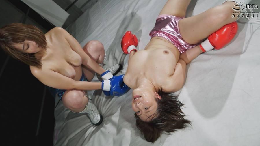 【HD】BWPボクシング04 開催記念スペシャルボクシングマッチ 乙アリスvs神楽りん【プレミアム会員限定】 サンプル画像05