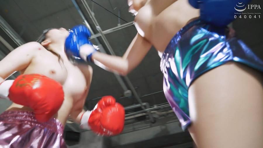 【HD】BWPボクシング04 開催記念スペシャルボクシングマッチ 豊中アリスvs横山夏希【プレミアム会員限定】 サンプル画像01