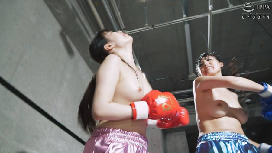 【HD】BWPボクシング04 開催記念スペシャルボクシングマッチ 豊中アリスvs横山夏希【プレミアム会員限定】 サンプル画像02