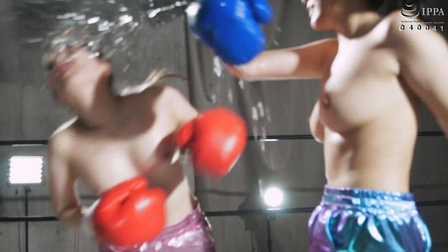 【HD】BWPボクシング04 開催記念スペシャルボクシングマッチ 豊中アリスvs横山夏希【プレミアム会員限定】 サンプル画像03