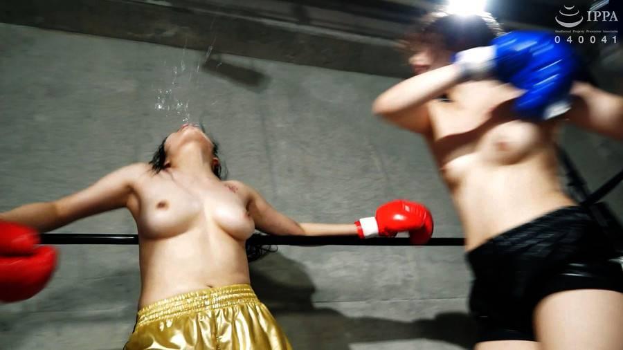 【HD】BWPボクシング04 開催記念スペシャルボクシングマッチ 岩沢香代 vs 永野つかさ【プレミアム会員限定】 サンプル画像09