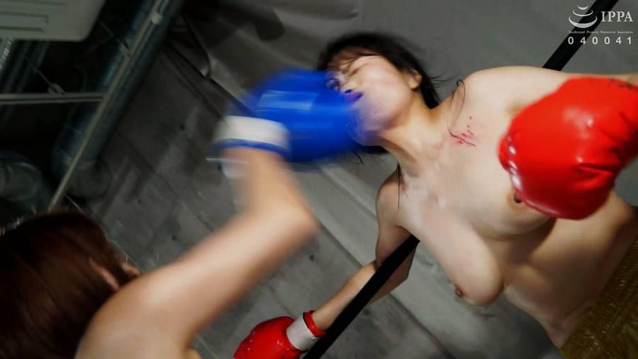 【HD】BWPボクシング04 開催記念スペシャルボクシングマッチ 岩沢香代 vs 永野つかさ【プレミアム会員限定】 サンプル画像11