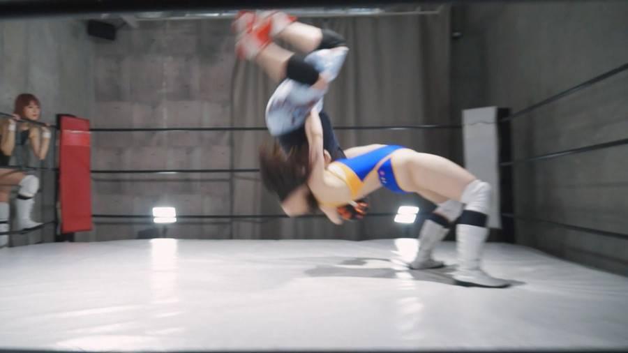 【HD】BWP NEXT04開催記念スペシャルMIX男女混合タッグマッチ YUE組vs川崎亜里沙組【プレミアム会員限定】 サンプル画像08