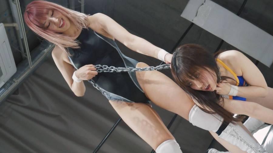 【HD】BWP NEXT04開催記念スペシャルMIX男女混合タッグマッチ YUE組vs川崎亜里沙組【プレミアム会員限定】 サンプル画像10
