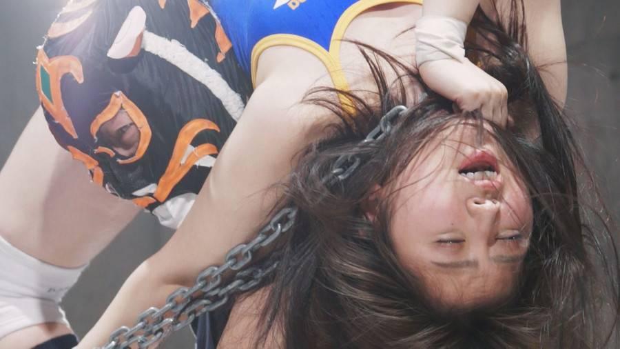 【HD】BWP NEXT04開催記念スペシャルMIX男女混合タッグマッチ YUE組vs川崎亜里沙組【プレミアム会員限定】 サンプル画像12