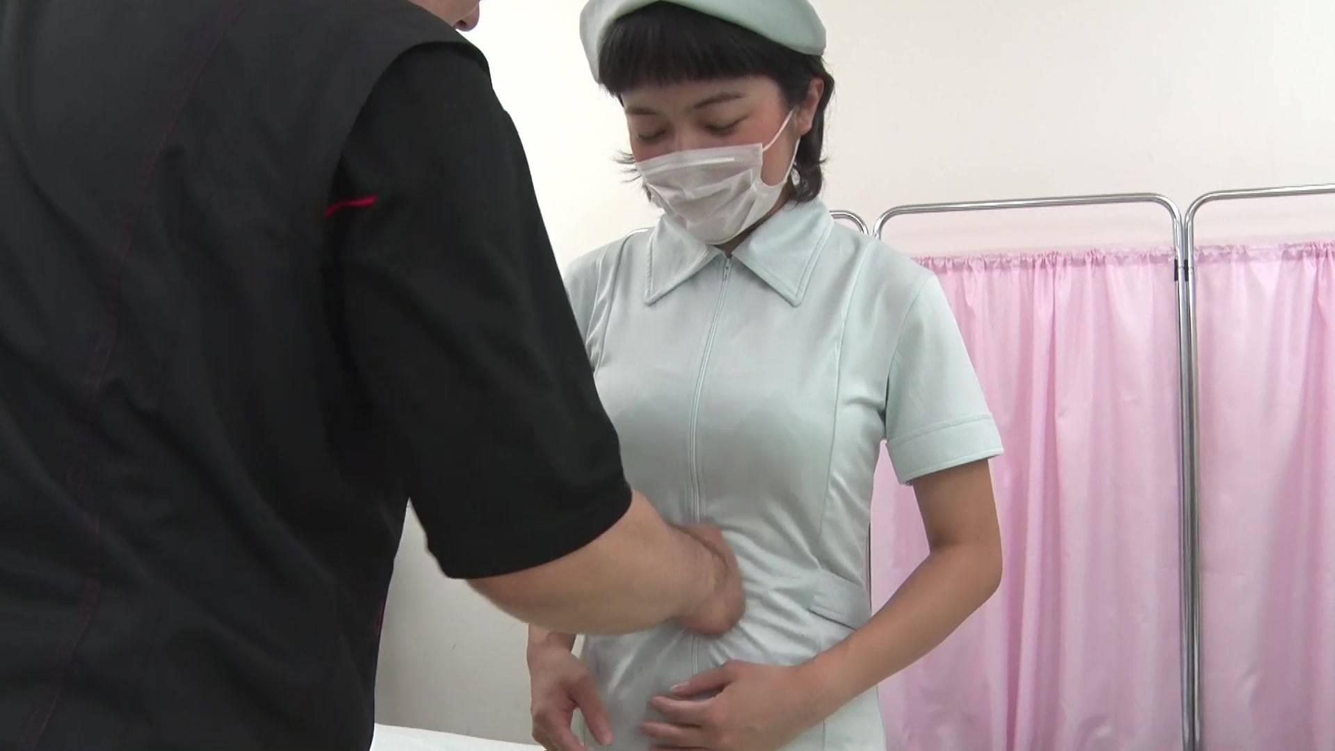 可愛い看護婦さんのお腹を殴ったら最後まで… 1/5 サンプル画像03