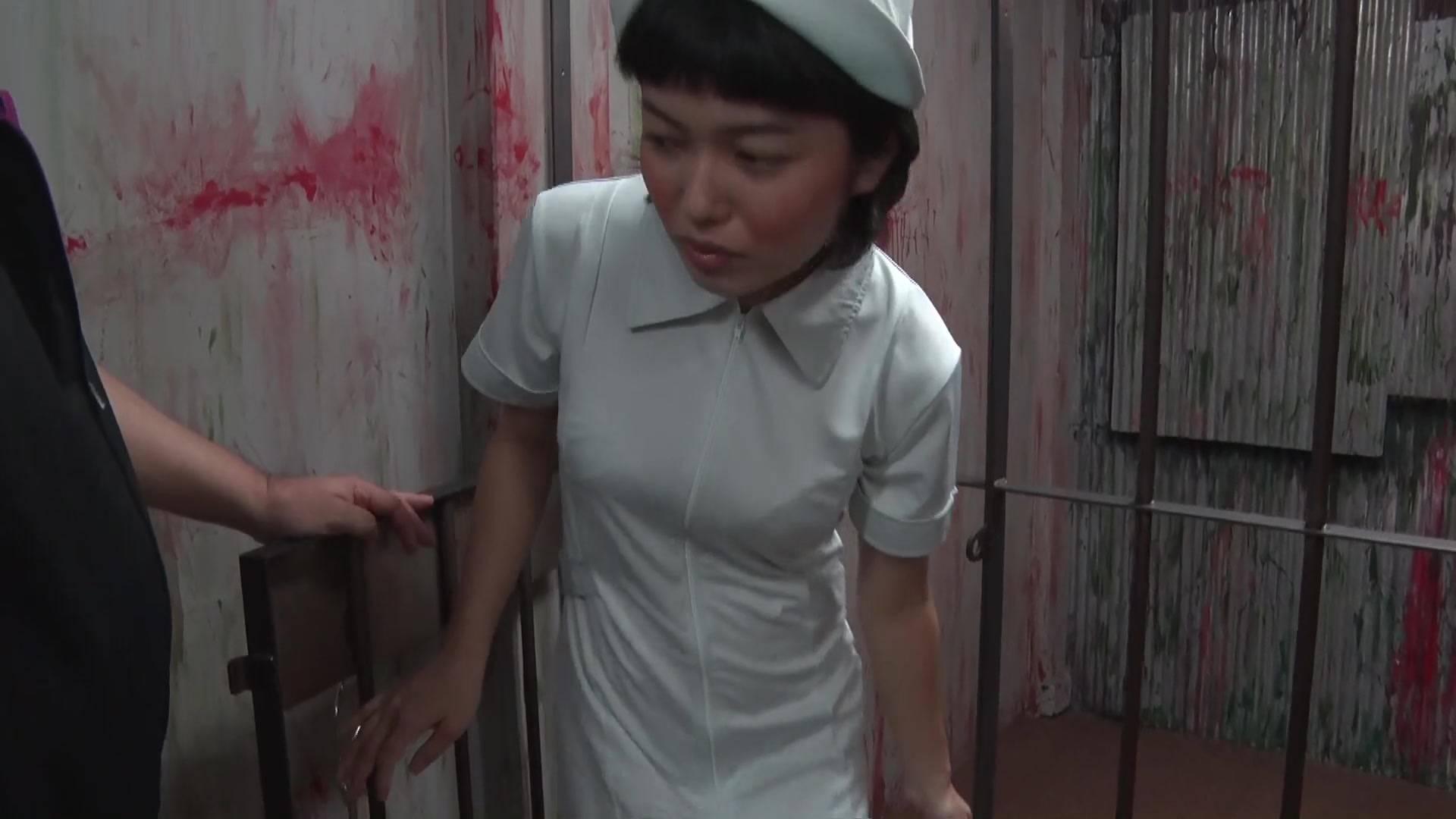 可愛い看護婦さんのお腹を殴ったら最後まで… 2/5 サンプル画像01
