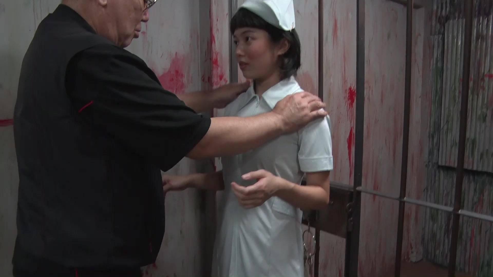 可愛い看護婦さんのお腹を殴ったら最後まで… 2/5 サンプル画像02