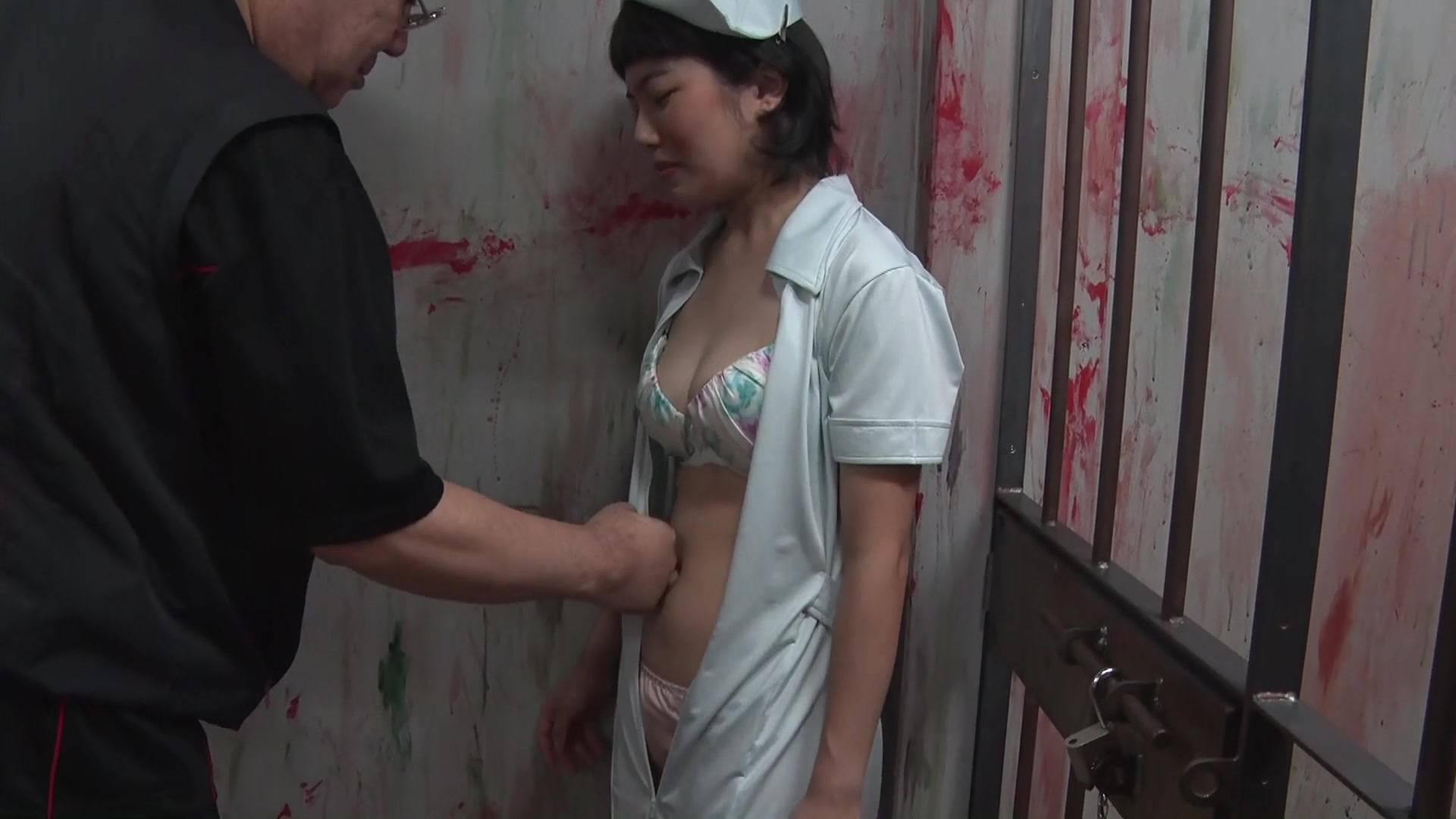 可愛い看護婦さんのお腹を殴ったら最後まで… 2/5 サンプル画像03