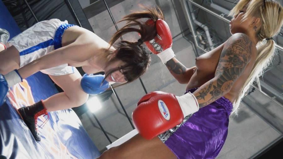 【HD】絶望女子ボクシング No.04【プレミアム会員限定】 サンプル画像02