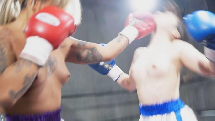 【HD】絶望女子ボクシング No.04【プレミアム会員限定】 サンプル画像03