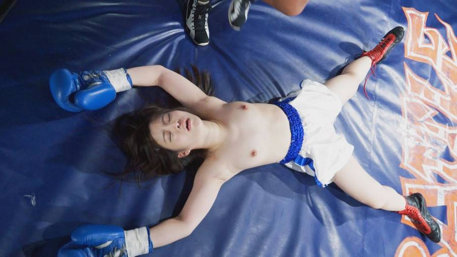 【HD】絶望女子ボクシング No.04【プレミアム会員限定】 サンプル画像05