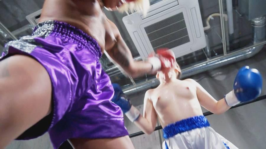 【HD】絶望女子ボクシング No.04【プレミアム会員限定】 サンプル画像07