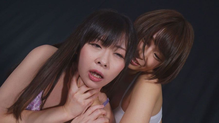 【HD】おんな首絞め遊戯3【プレミアム会員限定】 サンプル画像01