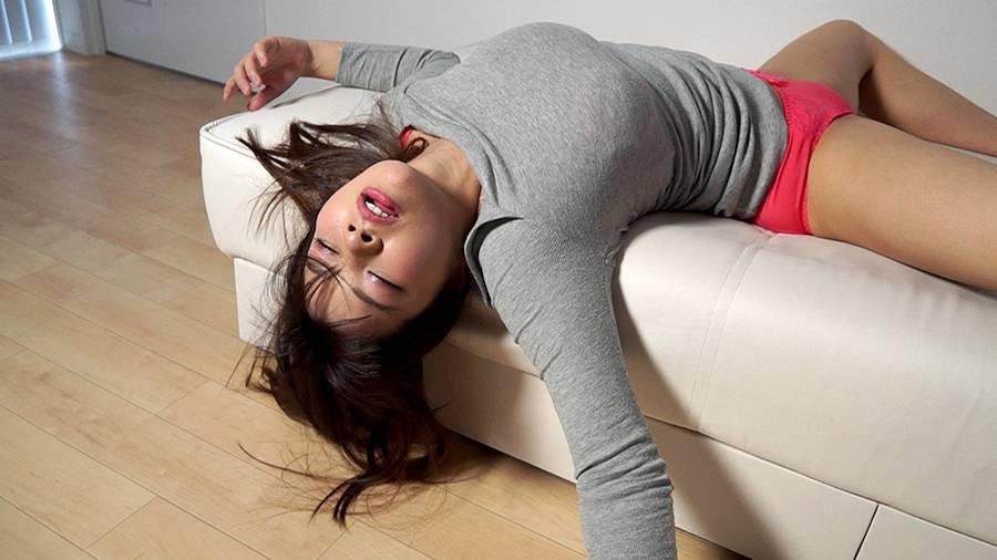 【HD】新 女を首絞め 4 サンプル画像09