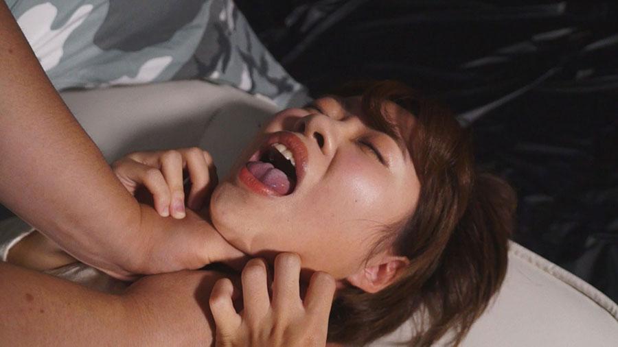 【HD】新 女を首絞め 6【プレミアム会員限定】 サンプル画像01