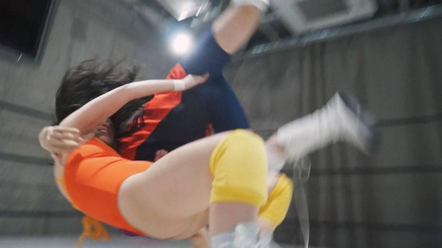 【HD】男女混合プロレスファイティング VOL.02【プレミアム会員限定】 サンプル画像06