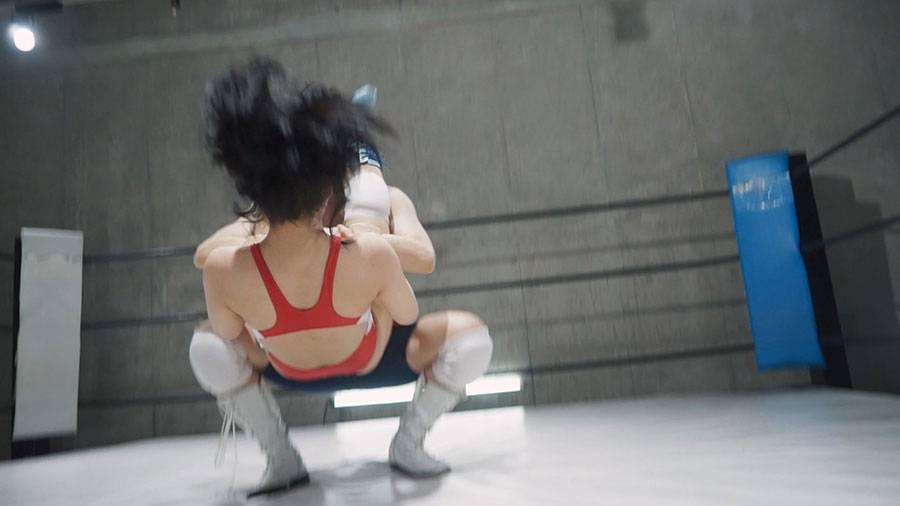 【HD】男女混合プロレスファイティング VOL.02【プレミアム会員限定】 サンプル画像07