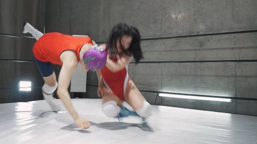 【HD】男女混合プロレスファイティング VOL.02【プレミアム会員限定】 サンプル画像08