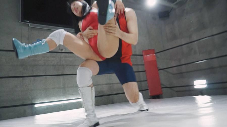 【HD】男女混合プロレスファイティング VOL.02【プレミアム会員限定】 サンプル画像10