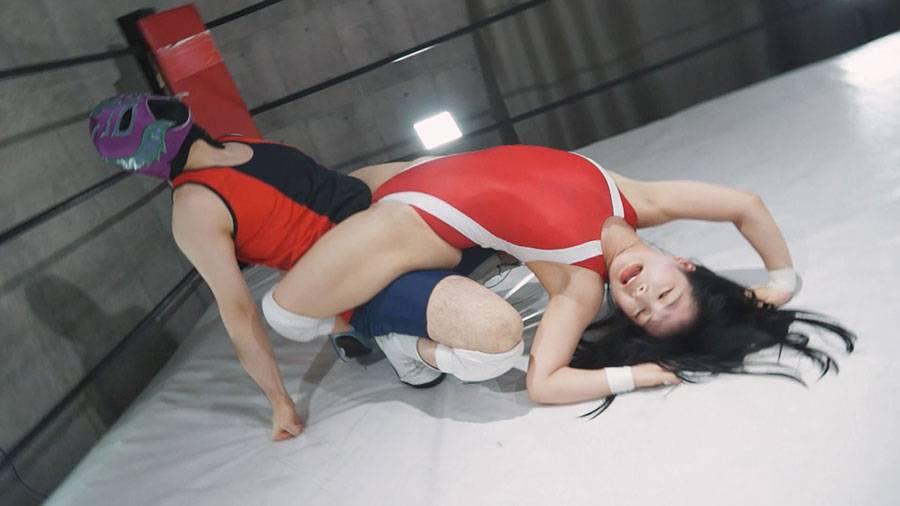 【HD】男女混合プロレスファイティング VOL.02【プレミアム会員限定】 サンプル画像12