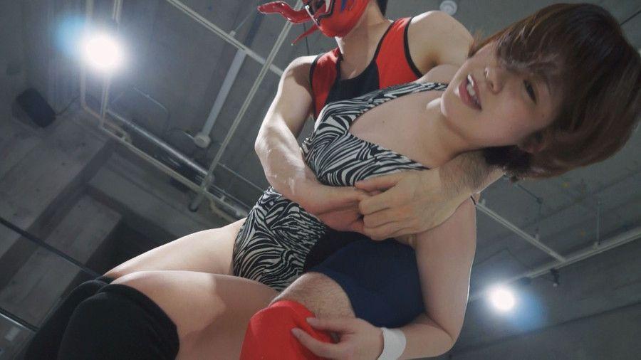 【HD】男女混合プロレスファイティング VOL.03【プレミアム会員限定】 サンプル画像02