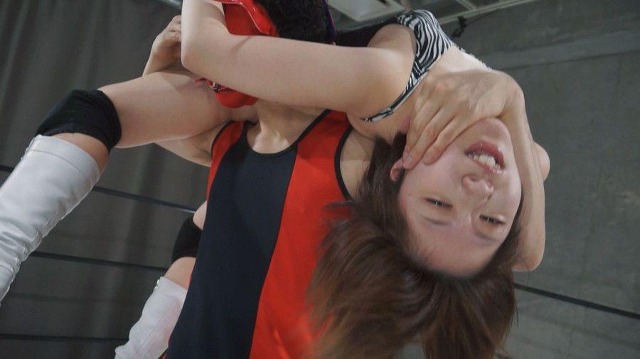【HD】男女混合プロレスファイティング VOL.03【プレミアム会員限定】 サンプル画像05