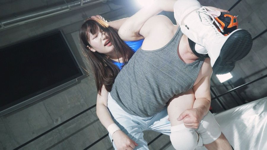 【HD】男女混合プロレスファイティング VOL.03【プレミアム会員限定】 サンプル画像08