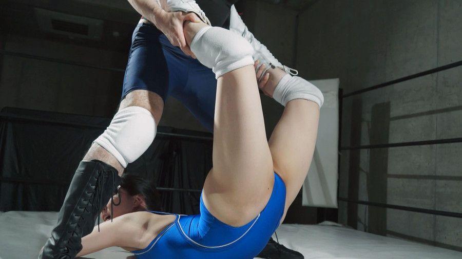 【HD】男女混合プロレスファイティング VOL.04【プレミアム会員限定】 サンプル画像06