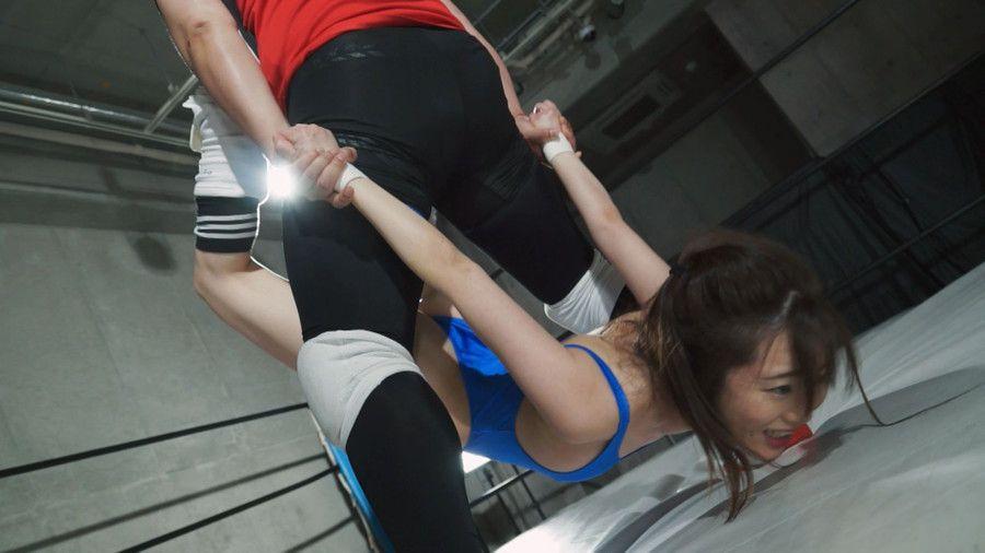 【HD】男女混合プロレスファイティング VOL.04【プレミアム会員限定】 サンプル画像11