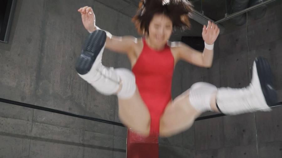 【HD】ファイティングガールズインターナショナル Woman's Pro-Wrestling  星乃華vs香苗レノン【プレミアム会員限定】 サンプル画像12