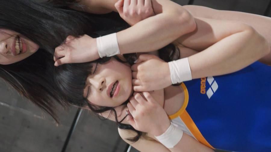 【HD】女子プロレスリング Vol.22【プレミアム会員限定】 サンプル画像07