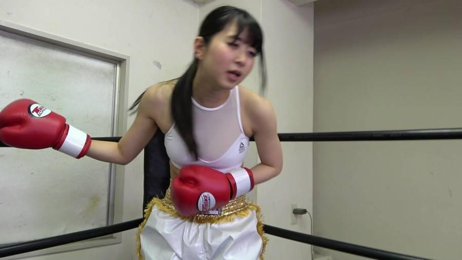悶絶ボクシング001 真木今日子vs浅倉真凛 サンプル画像02