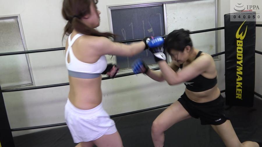 悶絶総合格闘技005 岬あずさvs神納花 サンプル画像05