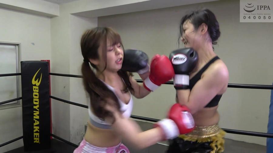 悶絶ボクシング002 岬あずさvs神納花 サンプル画像03