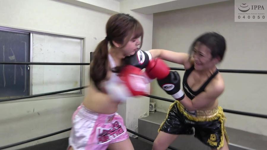 悶絶ボクシング002 岬あずさvs神納花 サンプル画像04
