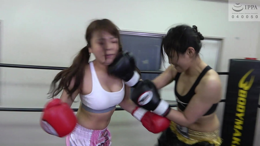 悶絶ボクシング002 岬あずさvs神納花 サンプル画像06