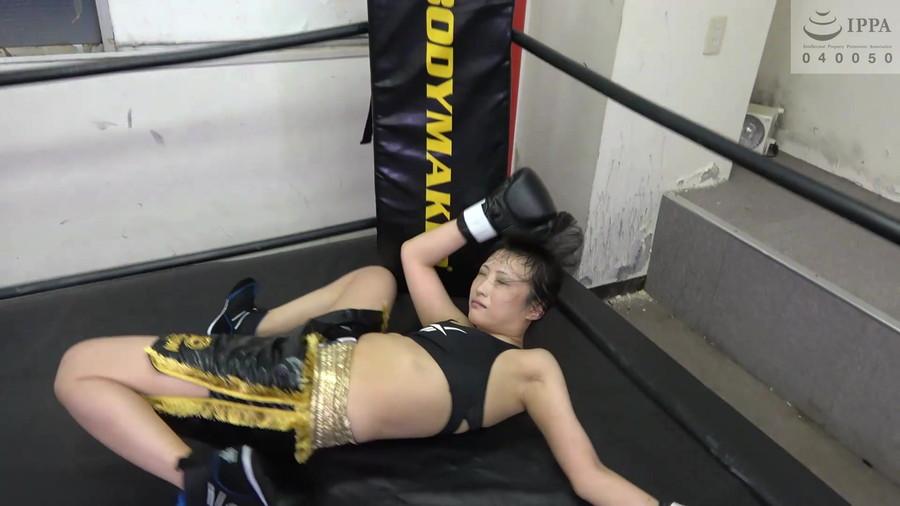 悶絶ボクシング002 岬あずさvs神納花 サンプル画像09