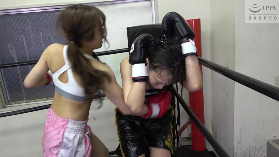 悶絶ボクシング002 岬あずさvs神納花 サンプル画像12